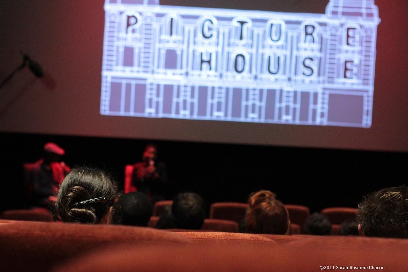Film Africa: Zina Saro-Wiwa in conversation