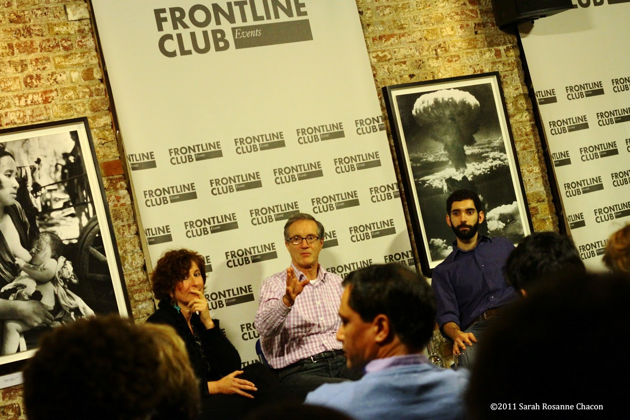 Film Africa: Panel after El Problema screening