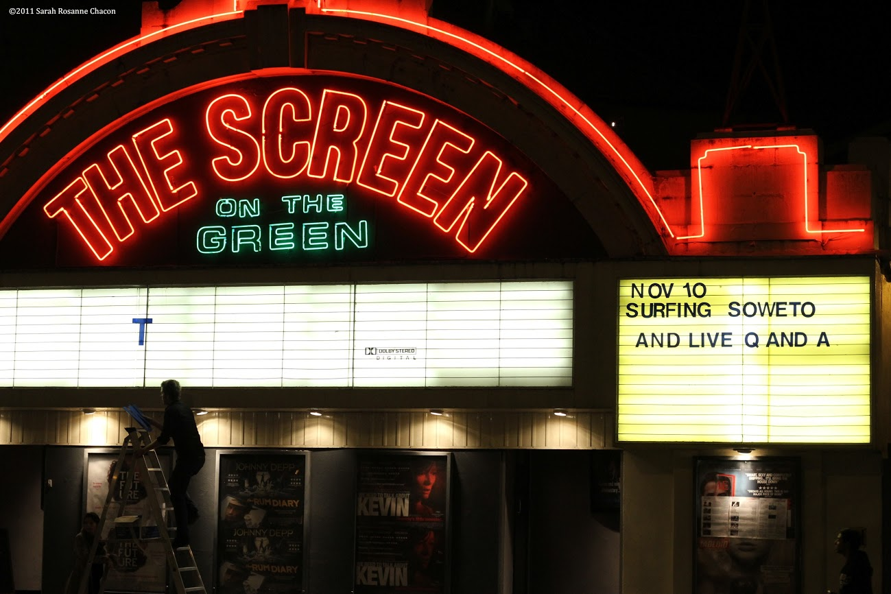 Film Africa: Surfing Soweto screening