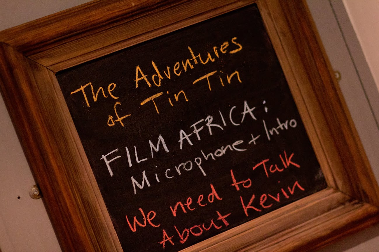 Film Africa: Microphone screening