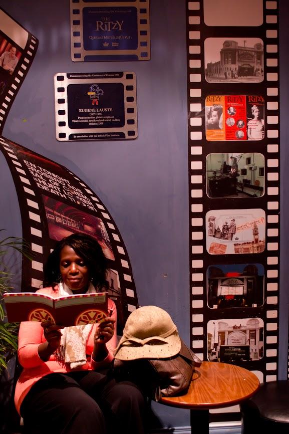Film Africa launch